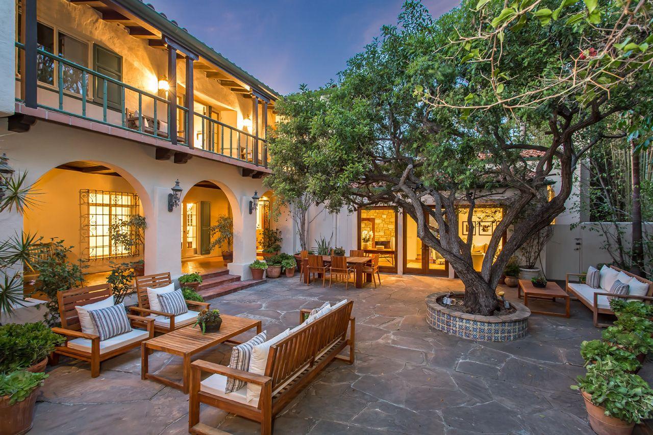 Marlene Dietrich's glamorous Spanish style home asks $6 5M