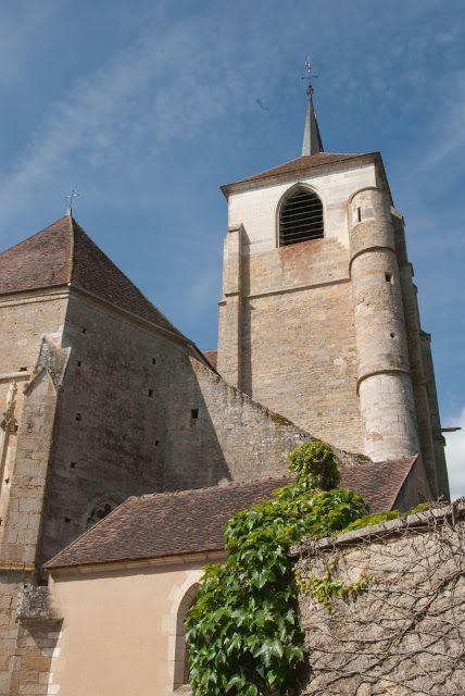 Eglise de Vault de Lugny (Yonne 89) #Yonne #Bourgogne # France