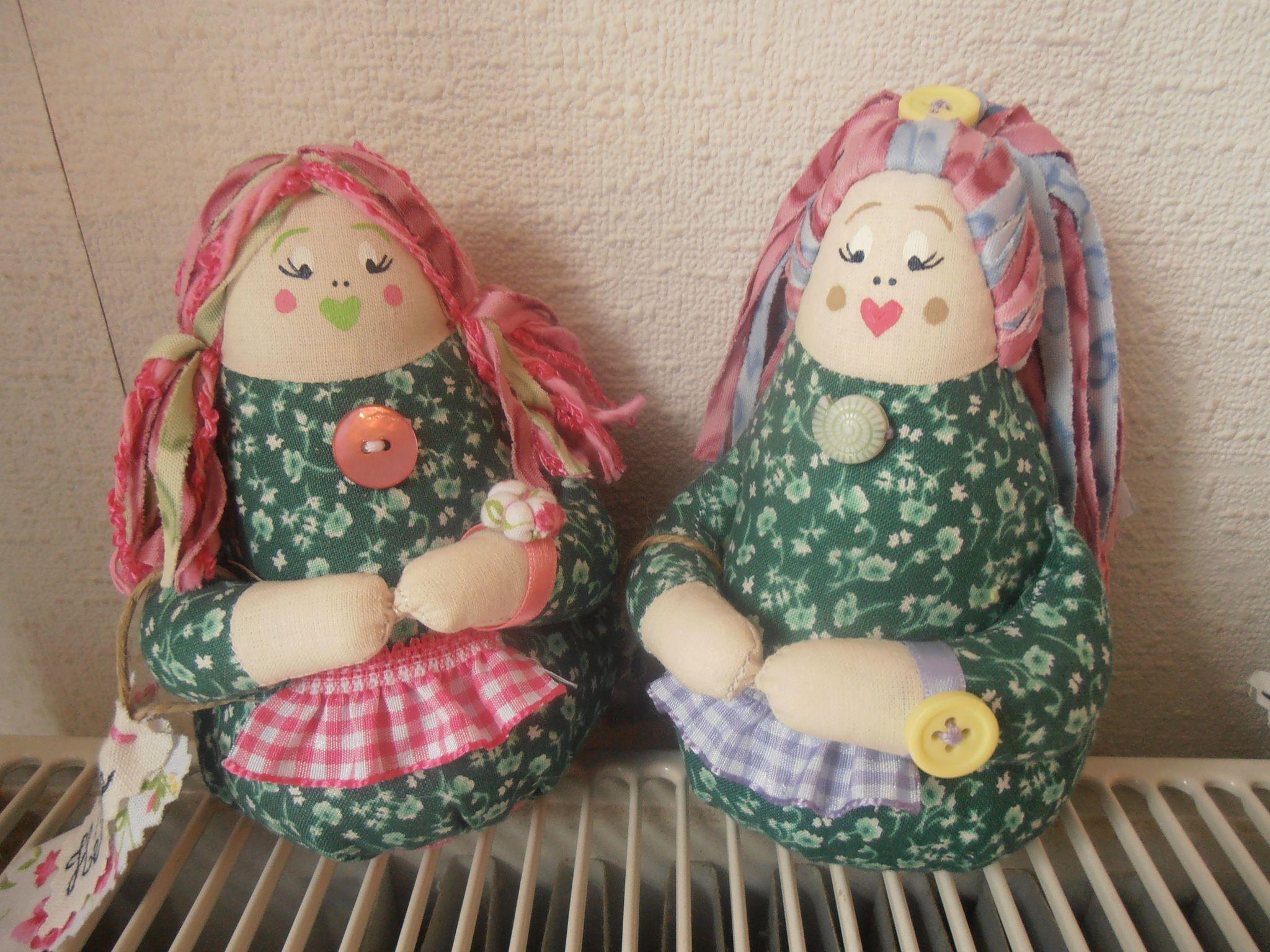 Héliette et Madeleine