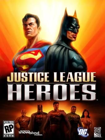 Justice League Heroes World S Finest Justice League Ps2 Games