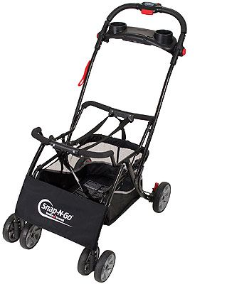 Baby Trend Snap N Go FX Universal Infant Car Seat Carrier Stroller