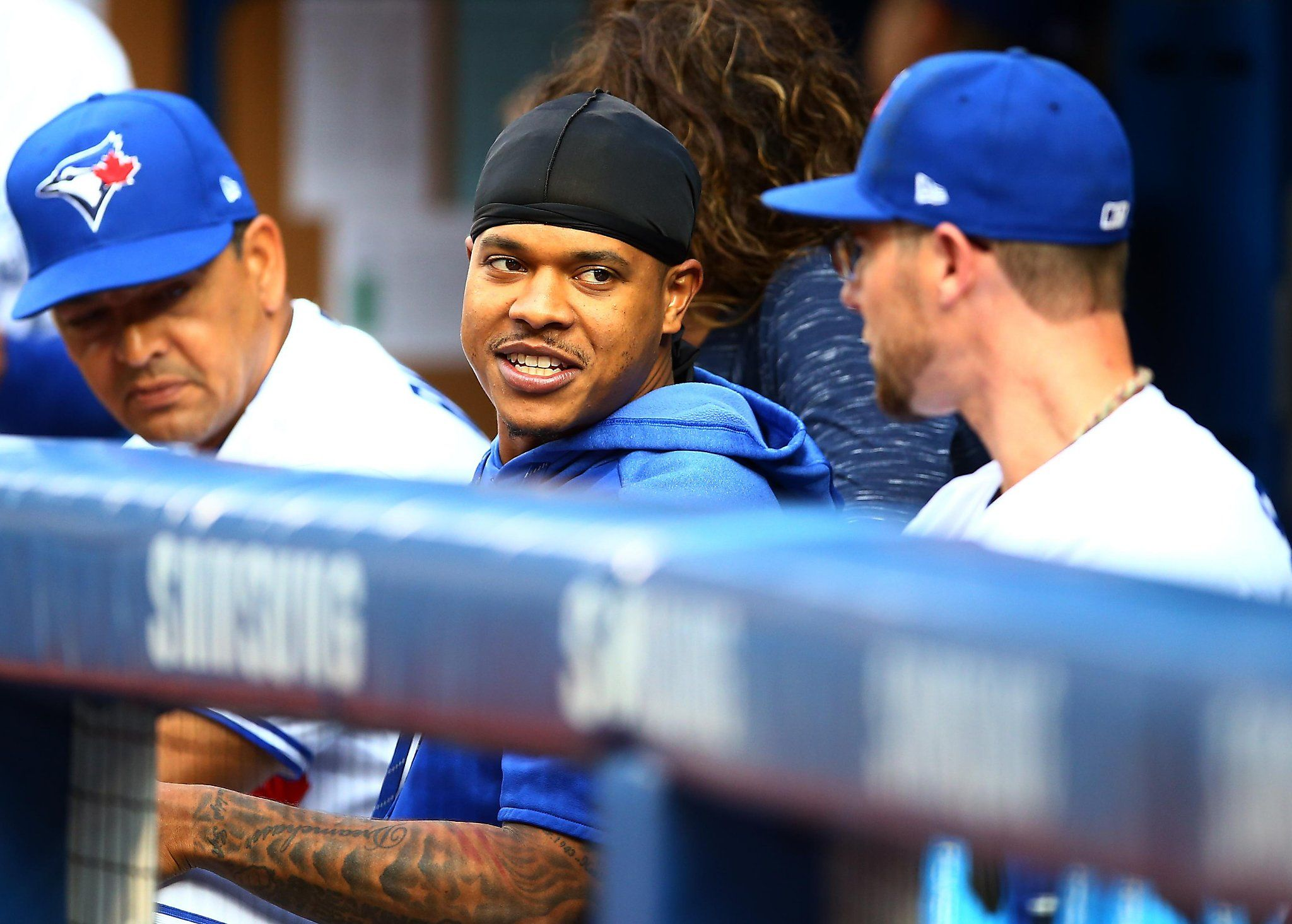 Mlb Rumors Marcus Stroman Was Almost Traded To Yankees In The Top Prospects Exchange Deal Yankees Mlb Marcus Stroman