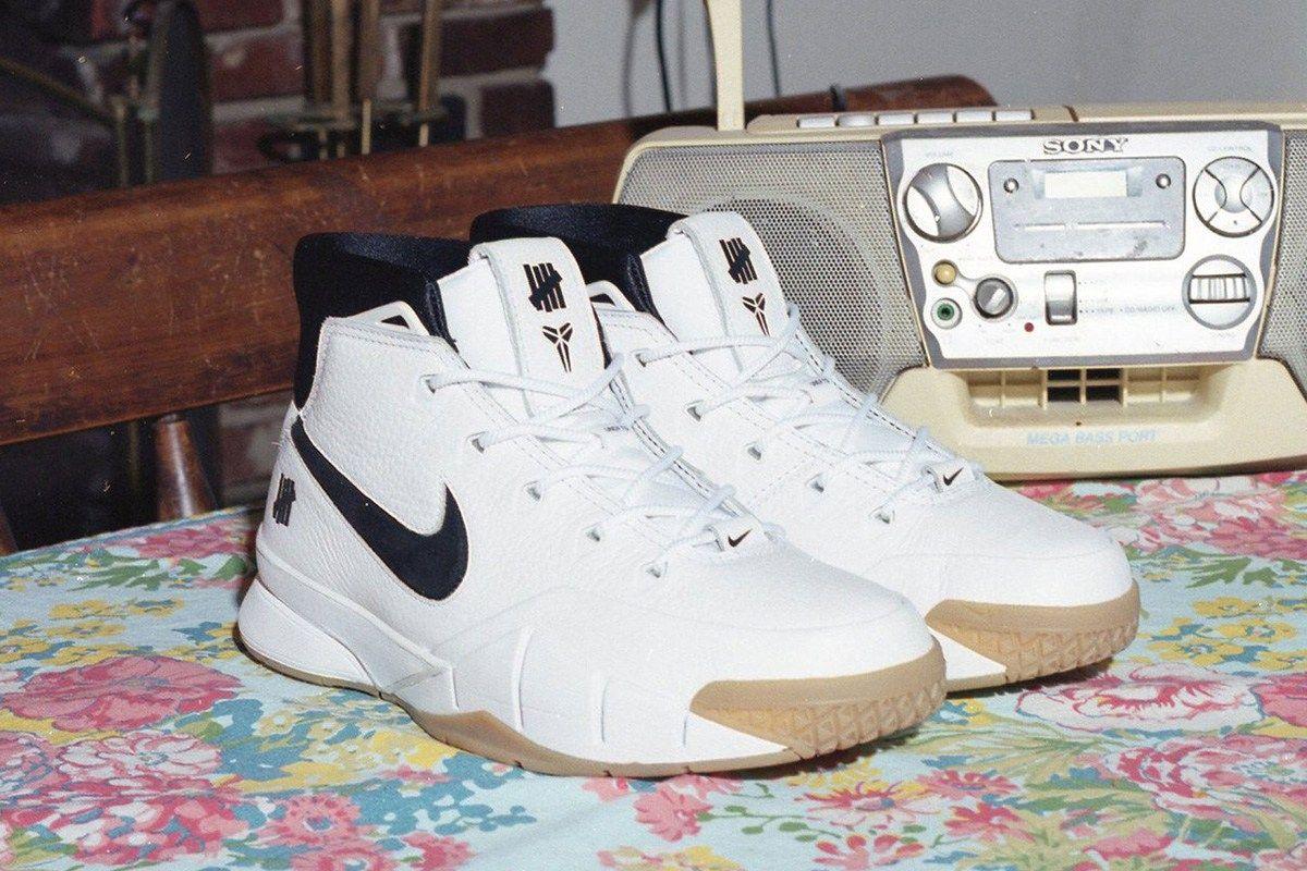 Undefeated x Nike Zoom Kobe 1 Protro - EUKicks.com Sneaker Magazine ... 31248c0675bc
