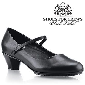 Black and white dress shoes women
