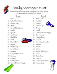 photograph about Family Reunion Scavenger Hunt Printable referred to as Scavenger hunt recommendations Scavenger Hunt guidelines Scavenger hunt