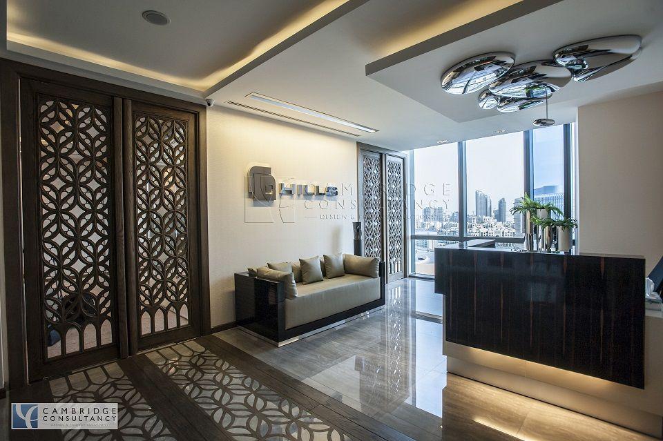 Hills Advertising Office Design Office Fitout Dubai Dubai