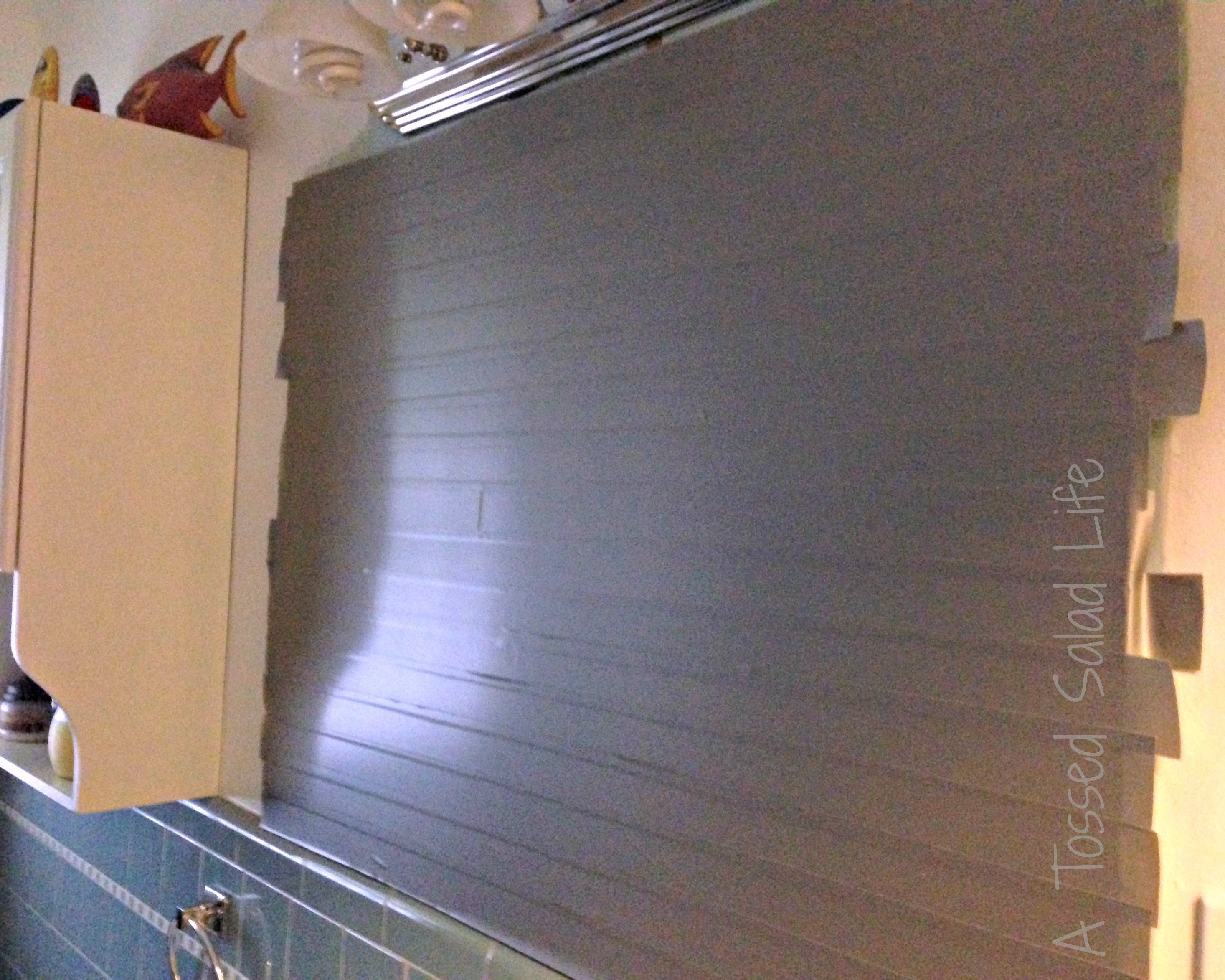 How To Remove A Mirror Glued To The Wall Walls Shabby And Bath