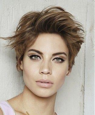 11 Lässige Frisuren Für Frauen Mit Kurzen Haaren Wähle Jetzt Eine