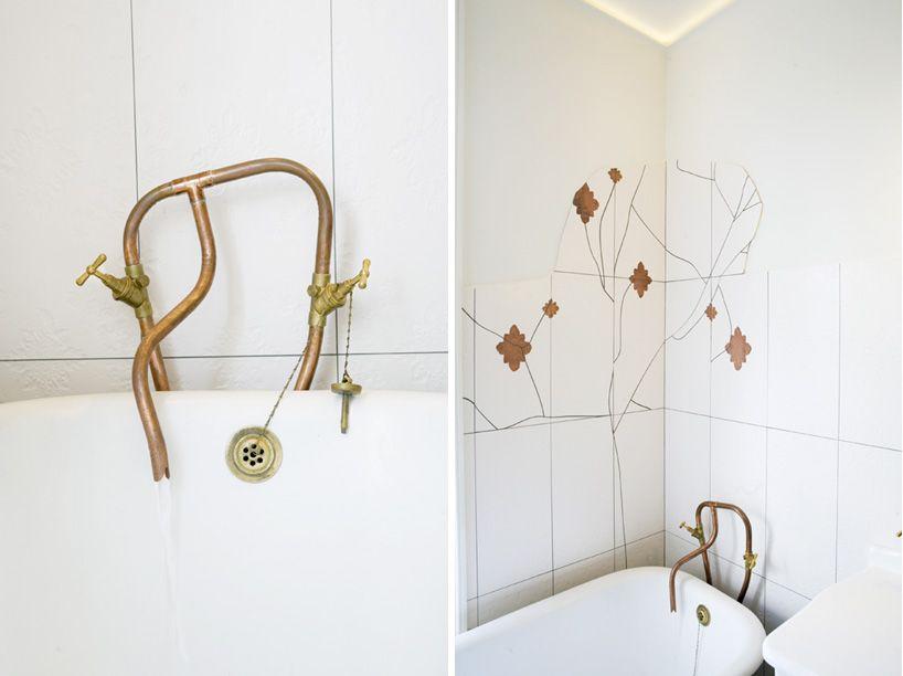 bo reudler private bathroom in amsterdam - designboom - magazine storyboard