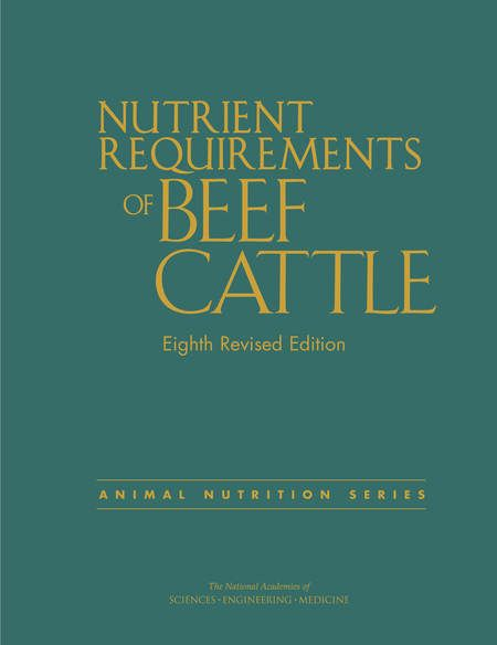 Pin by The National Academies on Agriculture | Animal nutrition