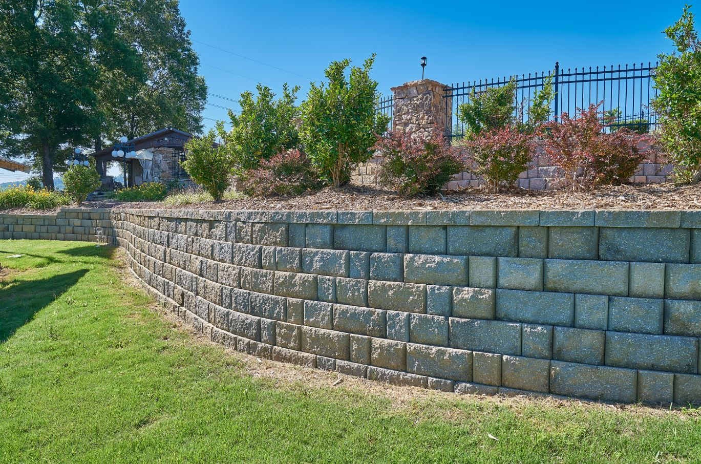 Versatile Residential Wall Systems Wall Systems Retaining Wall Wall Design