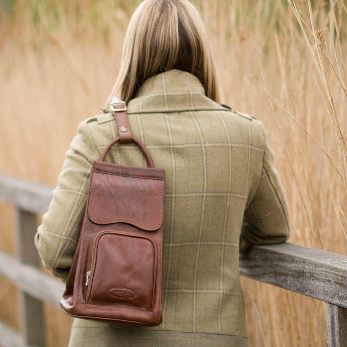 471da5232d12 The Carli Italian Leather Backpack Handbag