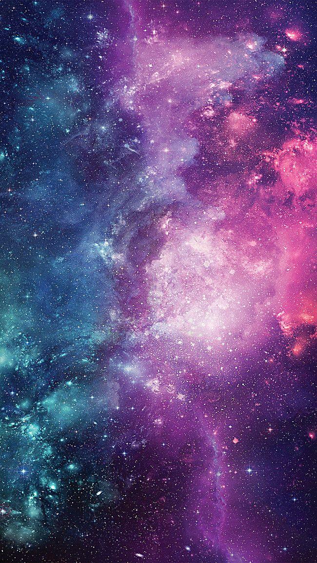 Sullo sfondo di Cielo stellato h5