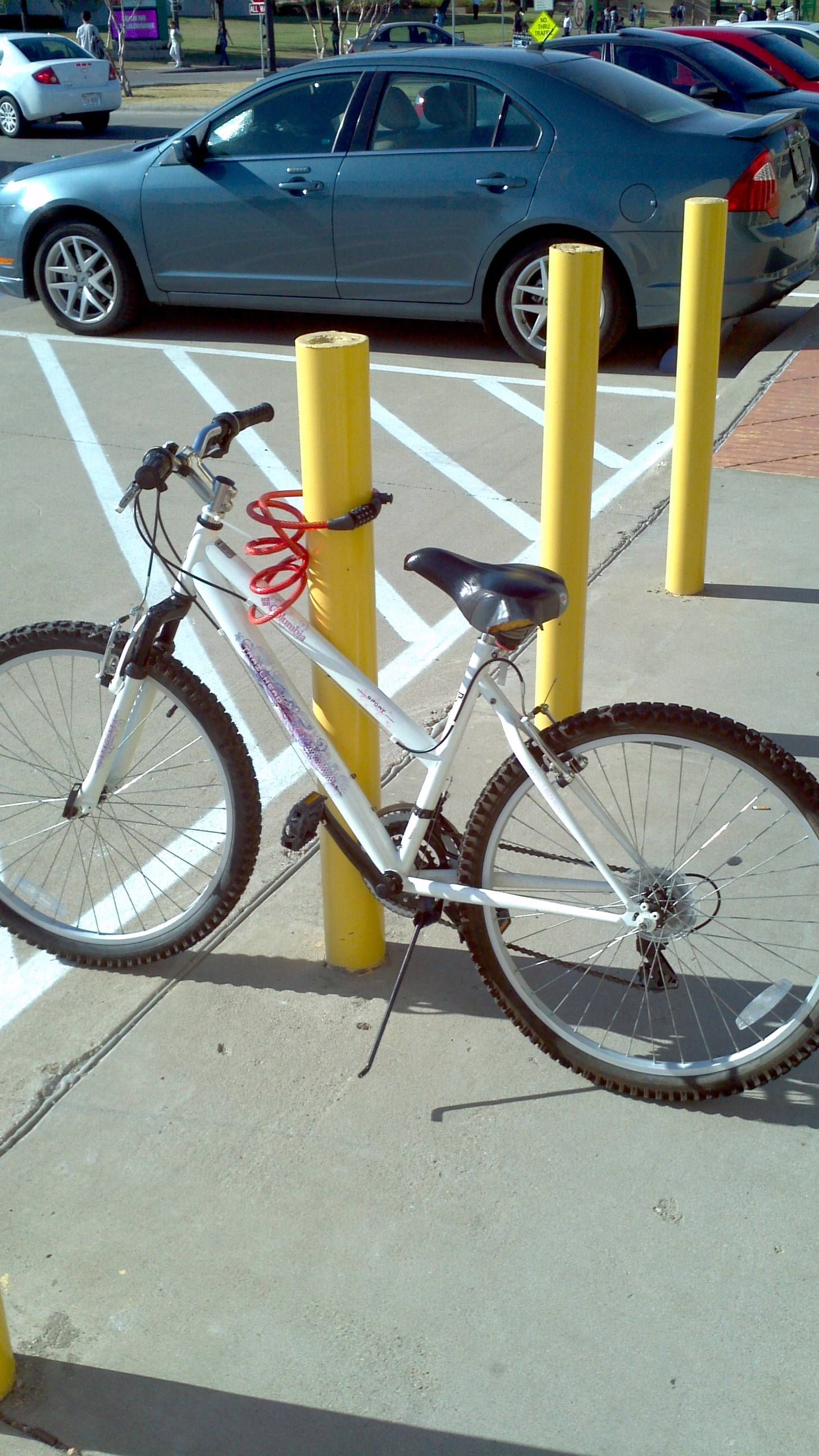 How Not To Lock A Bike Walmart Funny Epic Fails Funny You Had