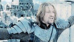 "Boromir "".....for Gondor!"""