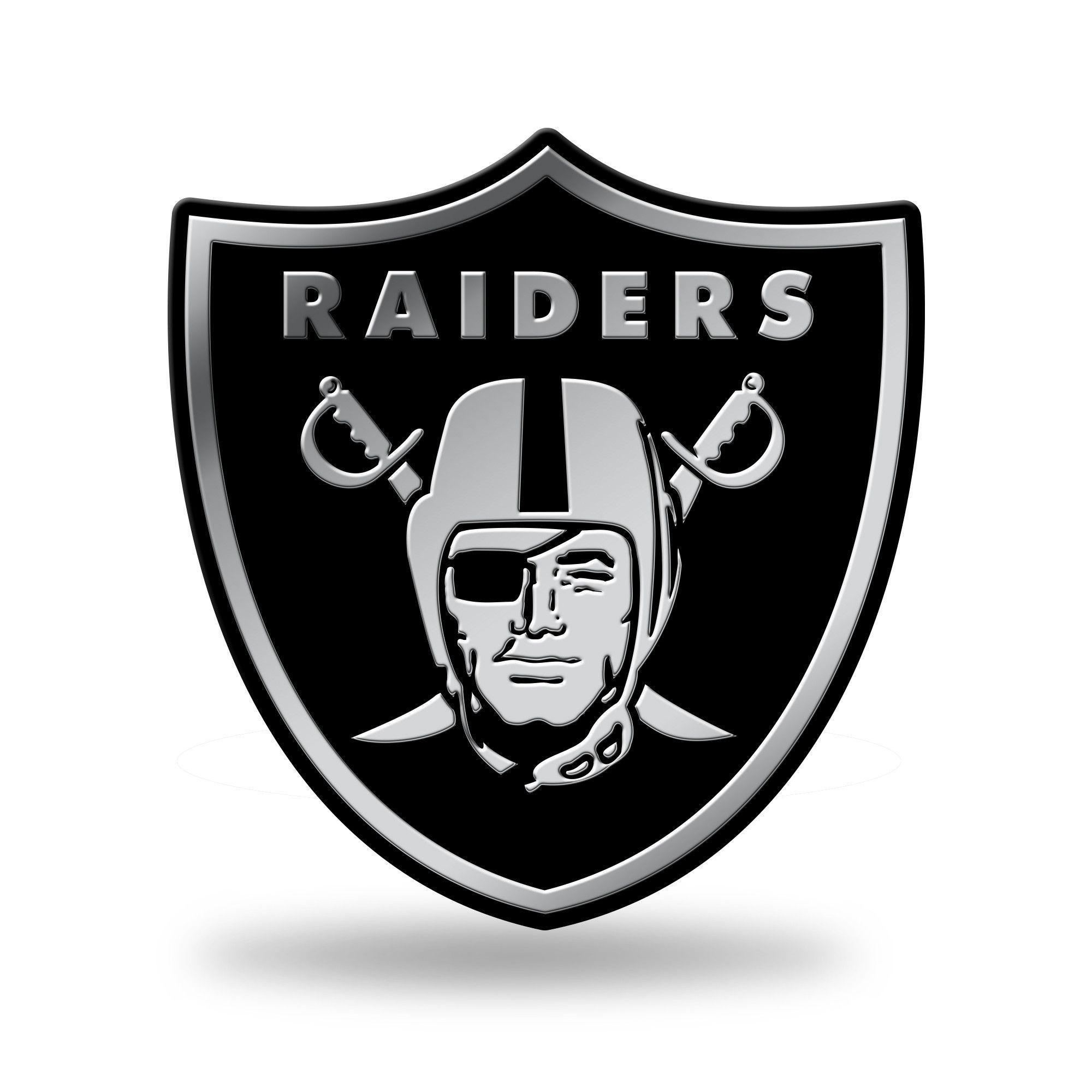 Oakland raiders logo 3d chrome auto emblem new truck or car oakland raiders logo 3d chrome auto emblem new truck or car rico ncaa buycottarizona
