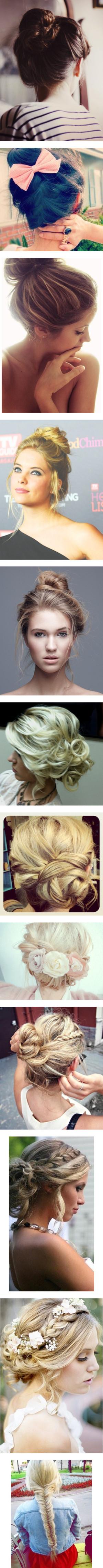 """Hair"" by pinkesgummibaerchen ❤ liked on Polyvore"