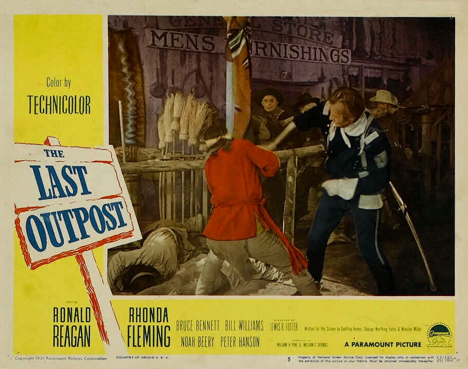 The Last Outpost - 1951 - Lewis R. Foster