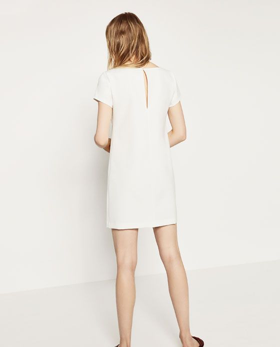 Image 5 of SHORT DRESS from Zara
