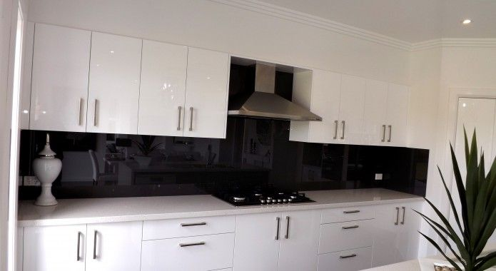 Mirrored Splashback Google Search Kitchen Pinterest