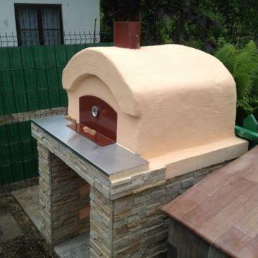 Wunderbar Brot  Und Pizzaöfen U2013 Modulöfen Zum Selberbauen   Deluxe Holzbackofen Polen