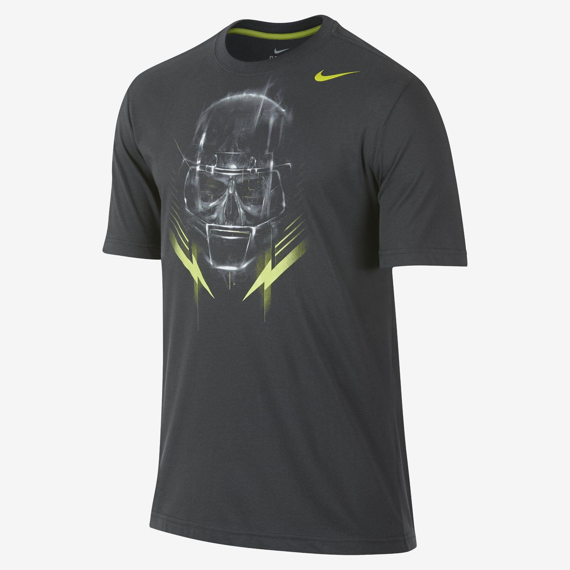 Nike Air Max T-shirt Fleur De Crâne