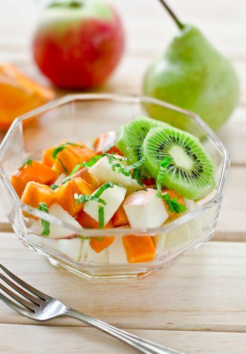 From My Lemony Kitchen Autumn Fruits Fresh Fruit Recipes Delicious Fruit Yummy Salad Recipes