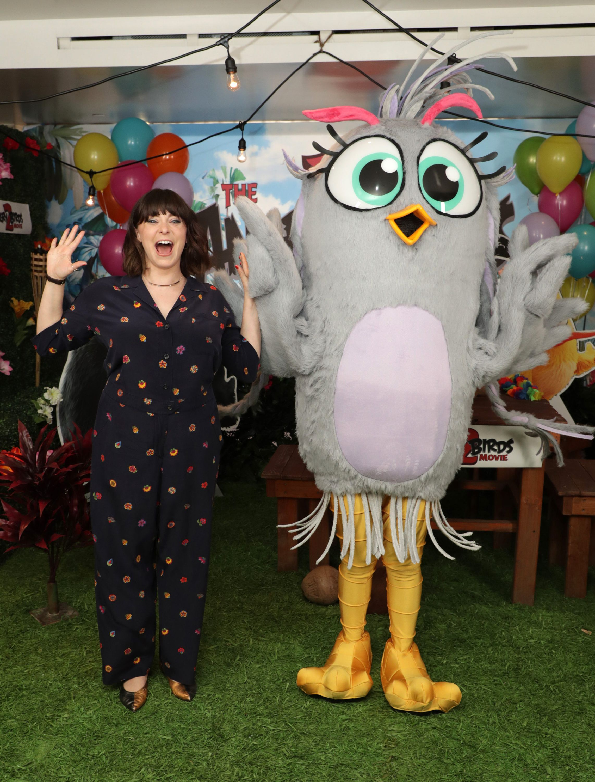 The Angry Birds Movie 2 Photo Call Angry Birds Movie Angry
