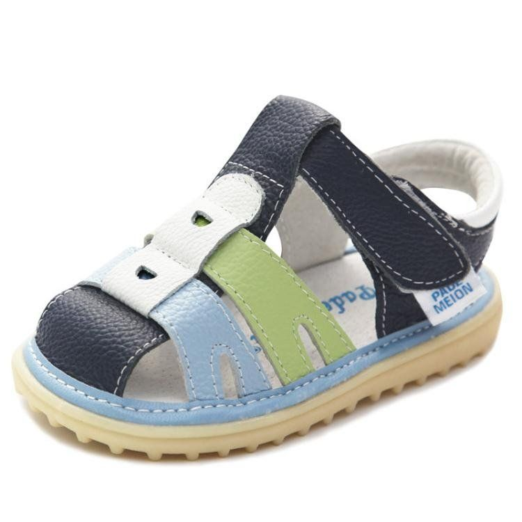 Summer non-slip baby sandals men s 1-2-3 years old soft baby ... 65ac908fc9