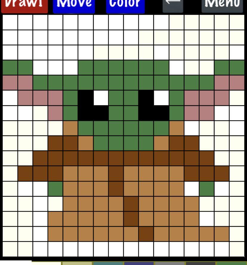 Pixel Art Aka Bugelperlen Kunst Und Handwerk Bisaboard
