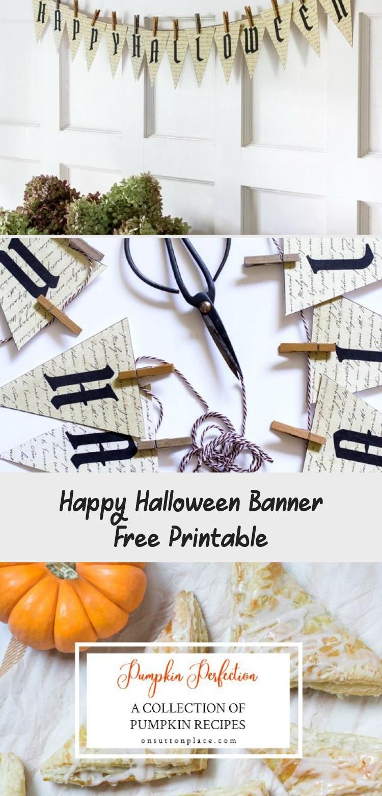 Make this DIY Happy Halloween Banner for easy & inexpensive Halloween decor. Vintage Halloween banner, Halloween bunting, fall banner. #bannerLetters #bannerBackground #Photobanner #bannerIllustration #bannerKpop #happyhalloweenschriftzug Make this DIY Happy Halloween Banner for easy & inexpensive Halloween decor. Vintage Halloween banner, Halloween bunting, fall banner. #bannerLetters #bannerBackground #Photobanner #bannerIllustration #bannerKpop #happyhalloweenschriftzug