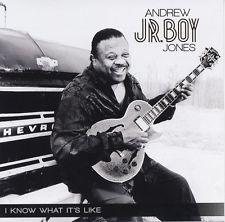 Andrew 'Junior Boy' Jones - I Know What It's Like - Texas Blues