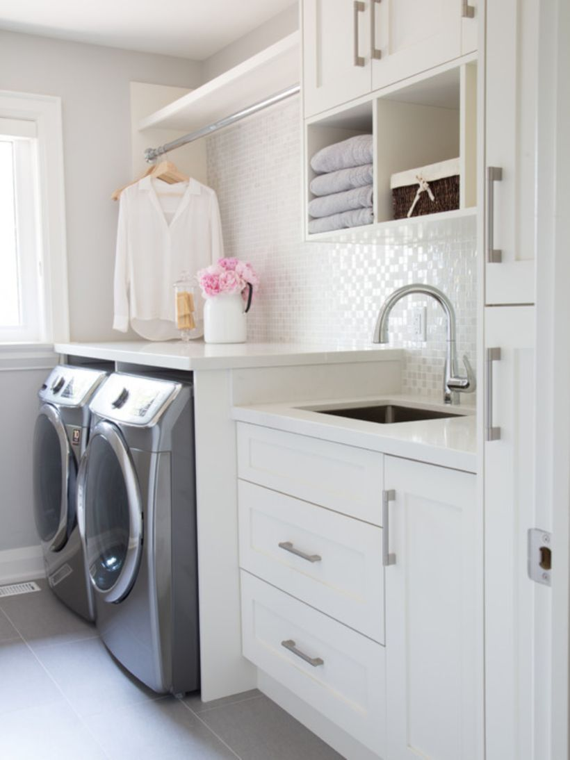 52 Amazing Bathroom Ideas With Washer And Dryer | Amazing bathrooms ...