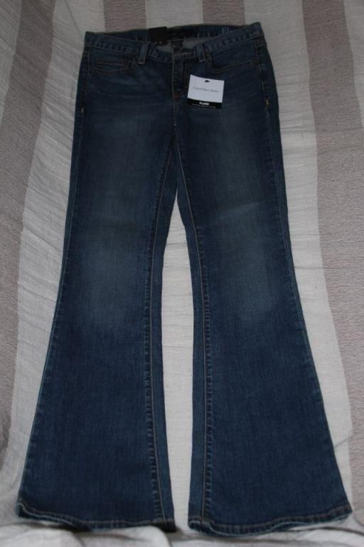 Spodnie Calvin Klein Jeans Promocja 3357307525 Oficjalne Archiwum Allegro Calvin Klein Calvin Klein Jeans Klein