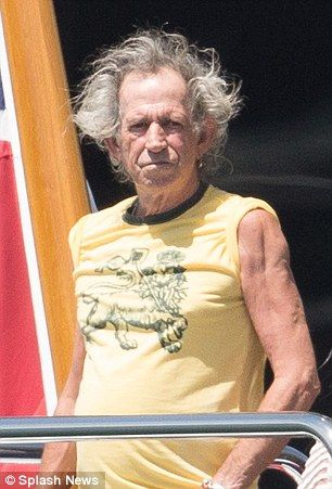 Image result for keith richards looks like shit