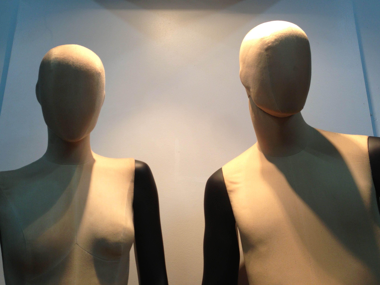 @Hans Boodt Mannequins en ártidi
