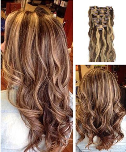 Hair Color Highlight Ideas! | Hair | Pinterest | Color highlights ...