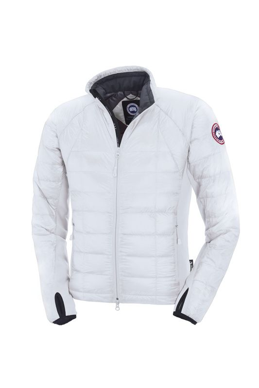 Canada Goose Men HyBridge Lite Jacket White CAD294.84 http://www ...