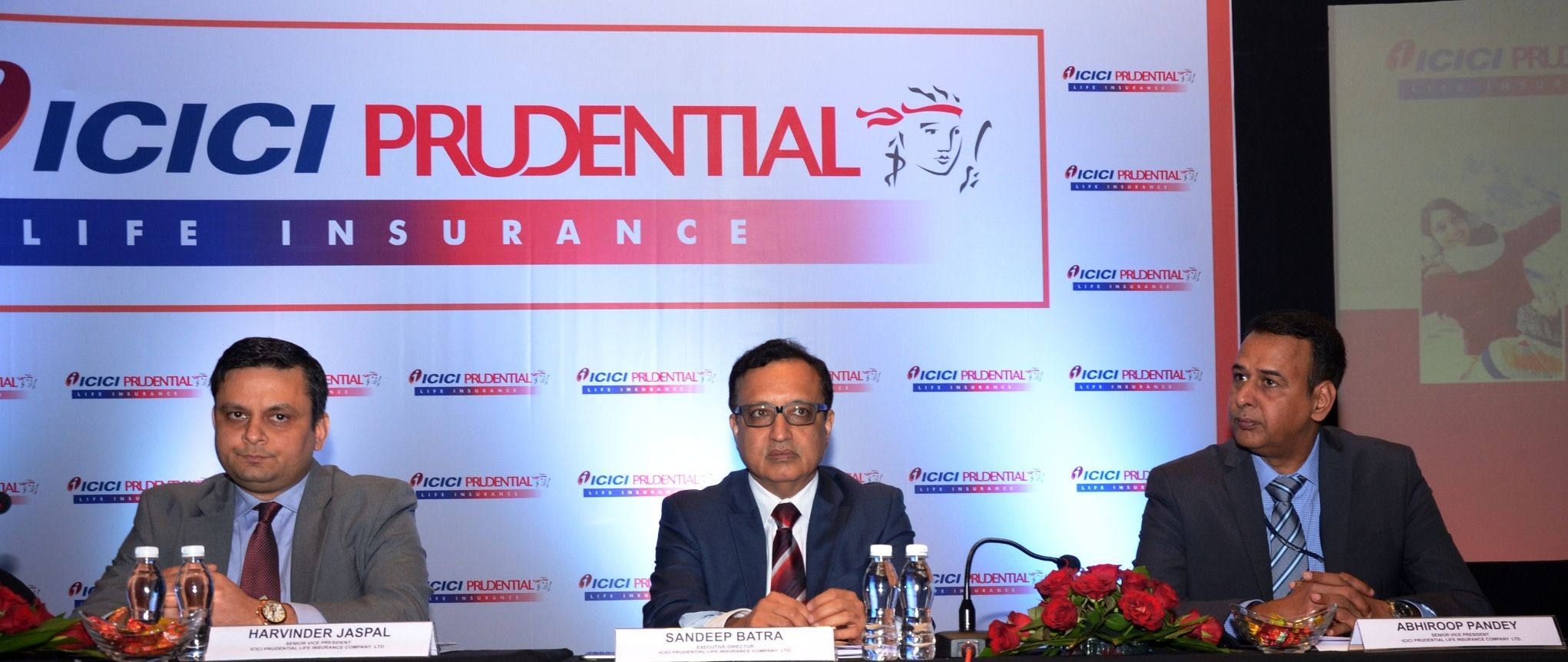 For the first time the icici prudential life insurance