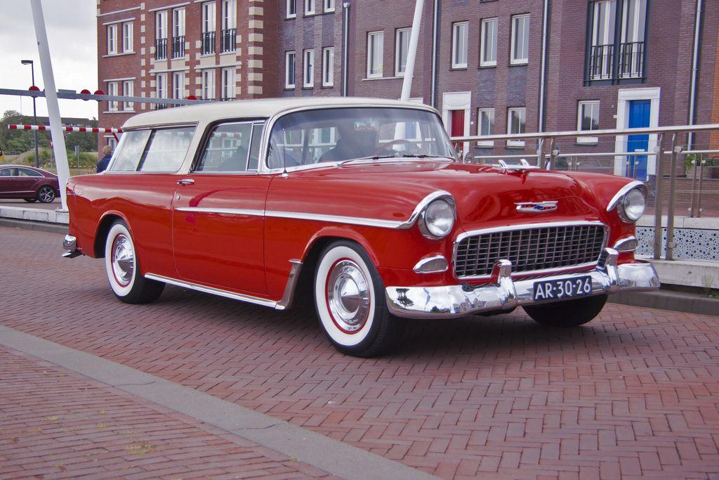 Chevrolet Bel Air Nomad 1955 5887 Chevrolet Bel Air Chevrolet Bel Air