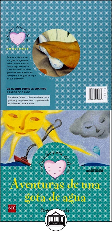 Aventuras De Una Gota De Agua Cuentos Para Sentir Begoña Ibarrola Libros Infantiles Y Juveniles De 0 A Libros Para Niños Actividades Para Niños Cuentos