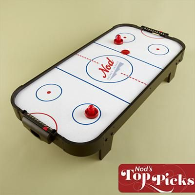 Kids Games: Kids Tabletop And Standing Table Air Hockey Table In Holiday  2012 From The Land Of Nod