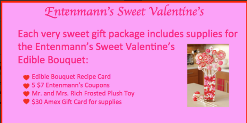 ENTER TO WIN AN ENTENMANN'S SWEET VALENTINE'S GIFT PACK
