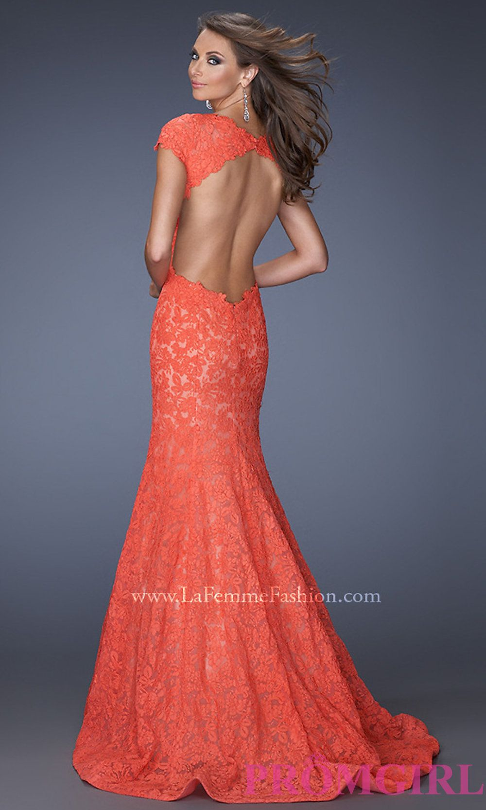 Long prom dress style lf back image dresses pinterest