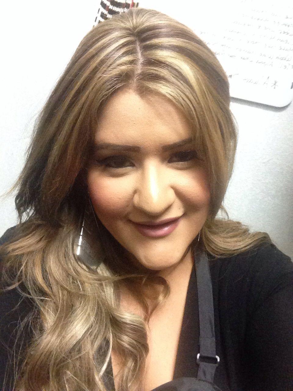 Light hair highlights medium brown base hair pinterest