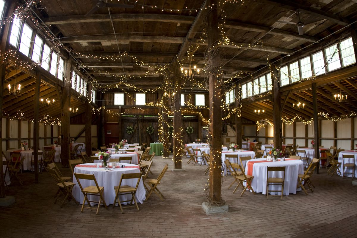 Landis Valley Yellow Barn in Lancaster County, PA Weddings