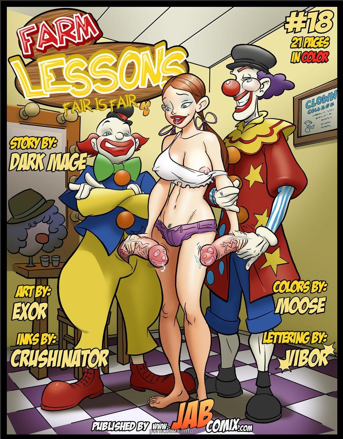Farm Lessons Jab Comics Ideal farm lessons 18- jab comix   jab comixs covers   pinterest