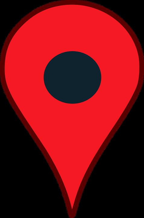 Free Image On Pixabay Location Pointer Pin Google Map Pin Map Google Maps Map