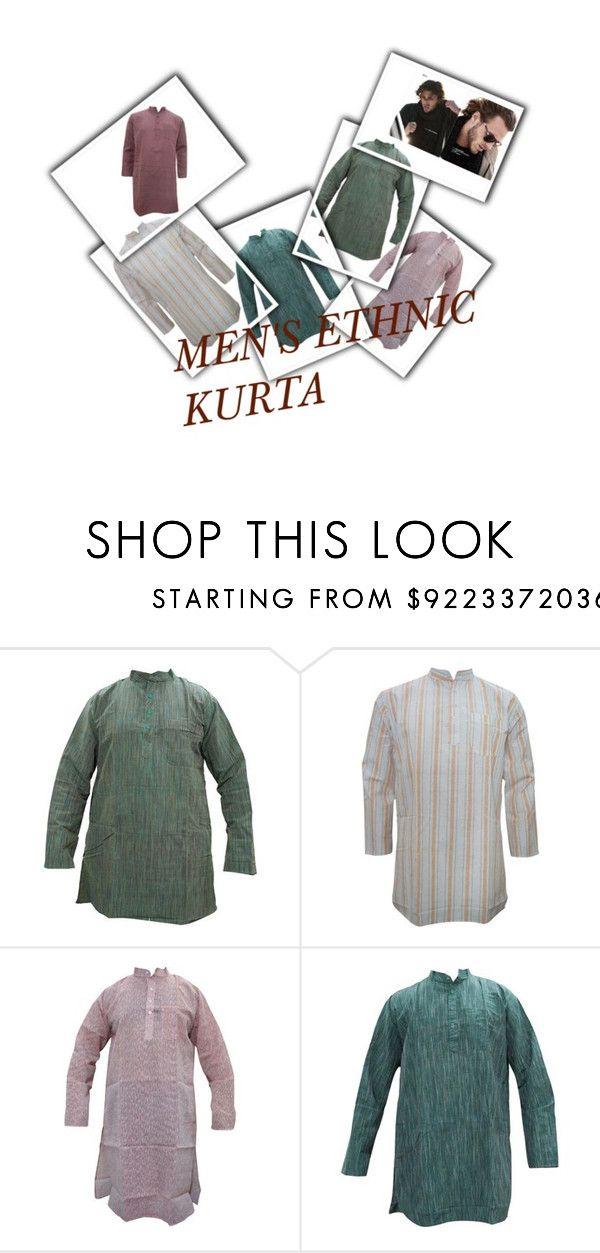MEN'S ETHNIC FASHION KURTA by globaltrendzs-flipkart on Polyvore featuring men's fashion and menswear   http://www.flipkart.com/search?q=indiatrendzs+MEN%27S+KURTA&as=off&as-show=on&otracker=start  #kurta #mens #fashion #trendy #ethnicwear #festivewear #gift