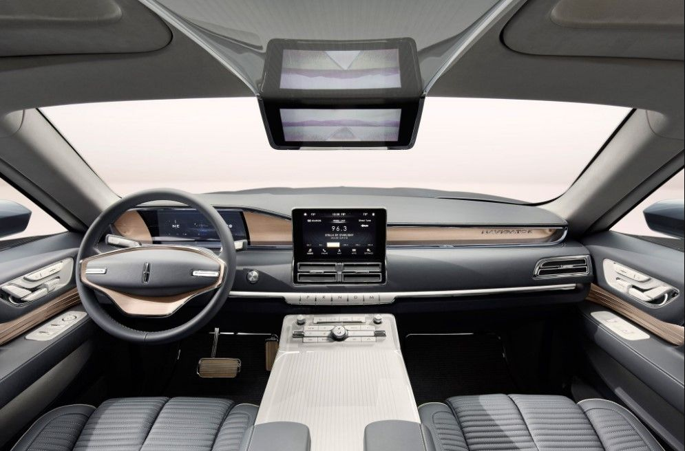 2018 Lincoln Mkt Cabin Styling And Technology Luxury Cars
